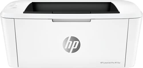Detalles de la impresora HP Laserjet Pro M15w