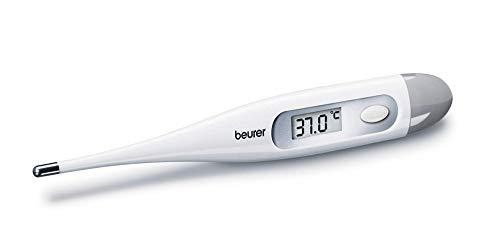 Detalles del termómetro digital con memoria Beurer FT09