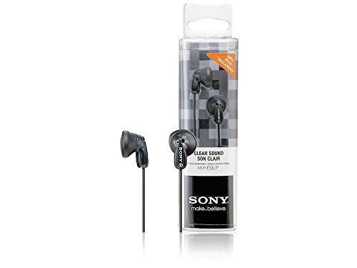 Detalles de los auriculares Sony MDRE9LPB