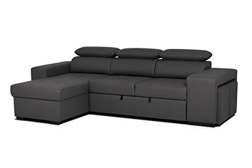 Detalles del sofá cama Confort24 John
