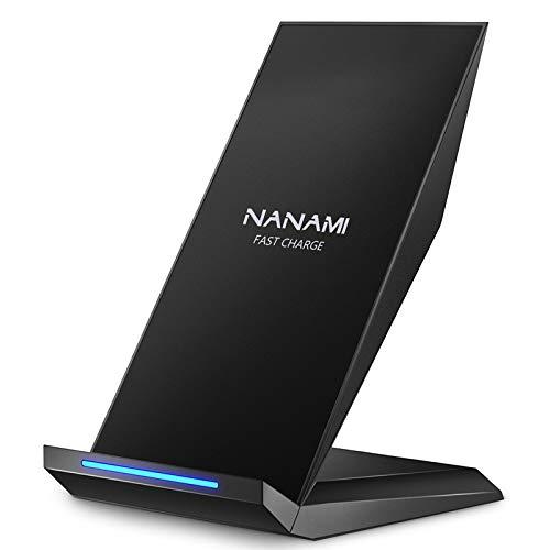 Détails du chargeur sans fil Nanami Qi à charge rapide