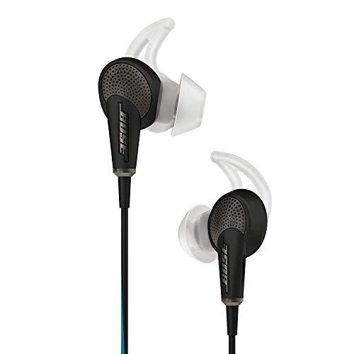 Descripción de los auriculares in-ear Bose QuietComfort 20