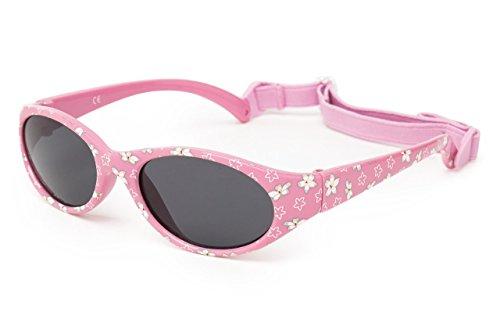 Detalles de las gafas de sol infantiles Kiddus de 2 a 6 años