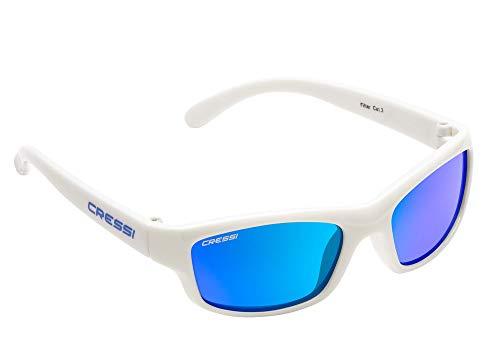 Detalles de las gafas de sol infantiles Cressi Yogi