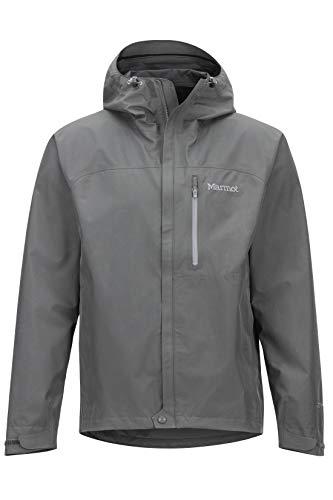 Detalles de la chaqueta de trekking Marmot