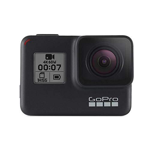 Detalles de la cámara de acción GoPro HERO7