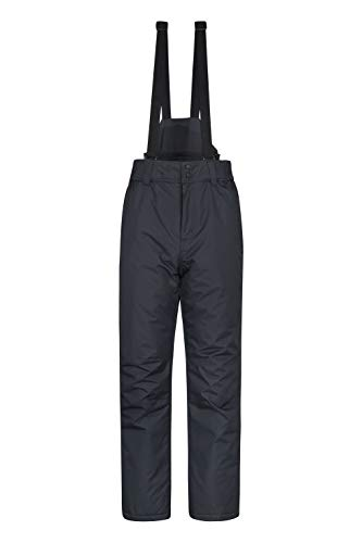 Detalles de los pantalones de esquí Mountain Warehouse Dusk