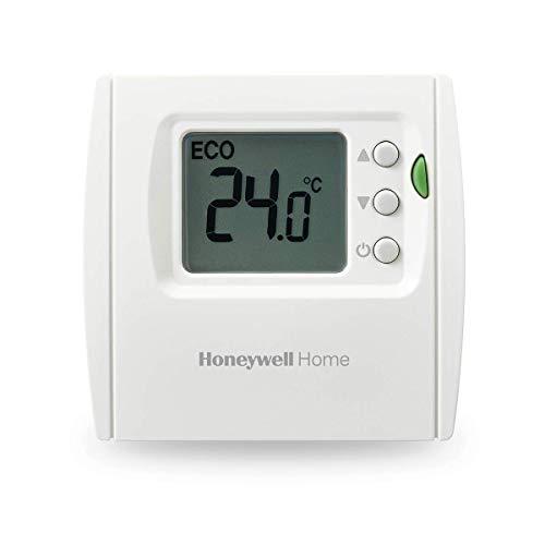 Detalles del termostato Honeywell DT2