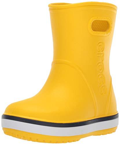 Detalles de las botas de agua Crocs Crocband