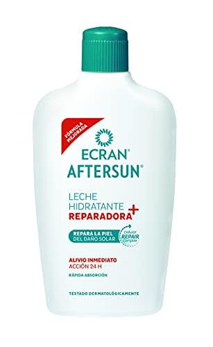 Detalles de la Leche hidratante after sun Ecran