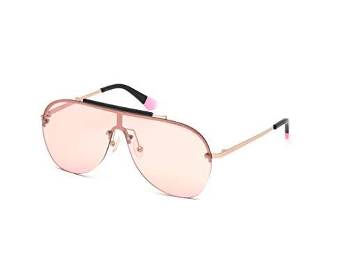 Victoria's Secret VS0012 Gafas, Oro rosé, 00 para Mujer