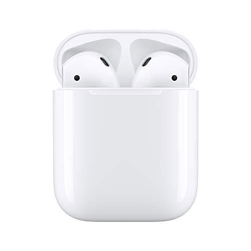 Apple AirPods con estuche de carga (2.ª generación)