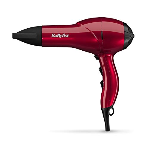 Detalles del secador de pelo iónico BaByliss i-Pro 6615E