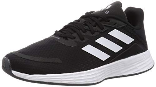 Adidas Duramo SL, Zapatillas Hombre, Black/White/Grey, 41 1/3 EU