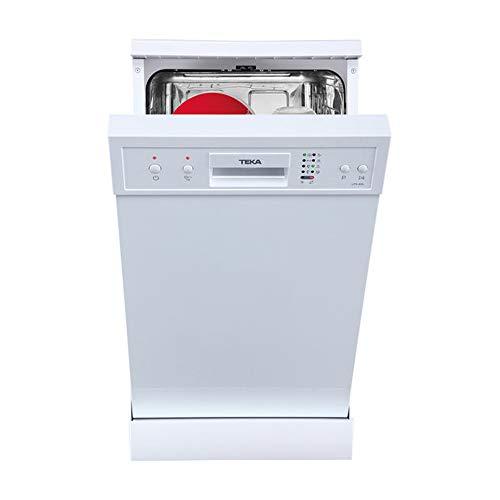 Detalles del mini-lavavajillas Teka LP8 400