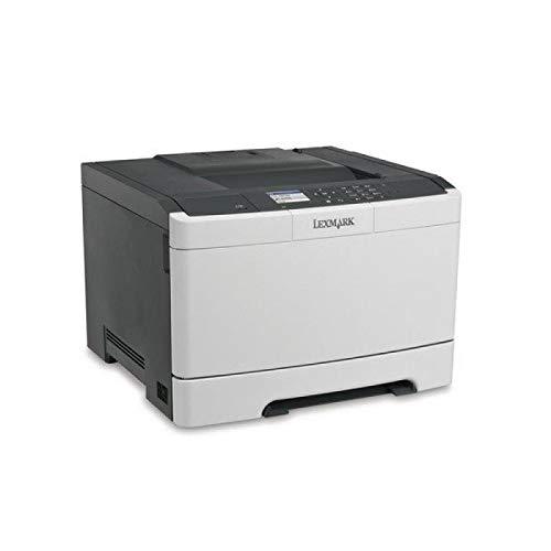 Detalles de la impresora láser Lexmark CS410dn