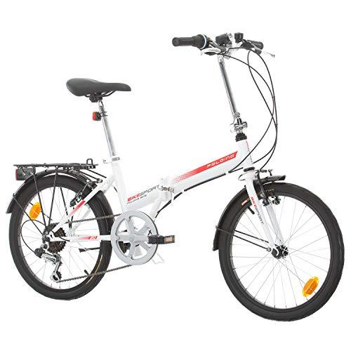 Descripción de la bicicleta plegable Bikesport Folding 20