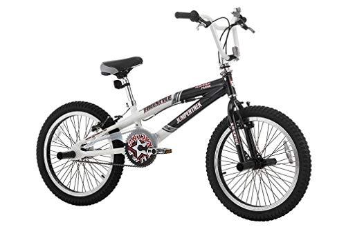 Descripción de la bicicleta BMX Cinzia