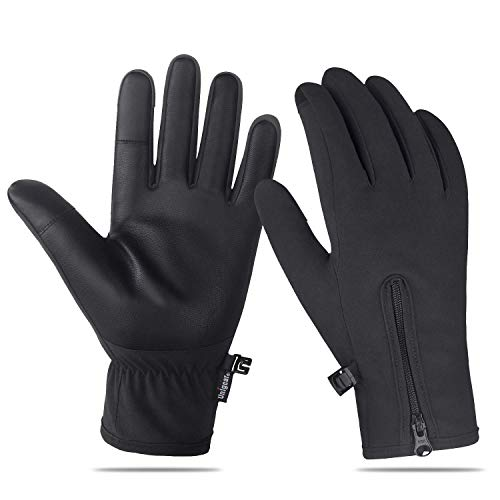 Detalles de los guantes de moto Unigear