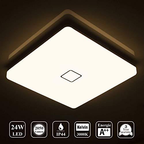 Detalles de la lámpara de techo LED Öuesen