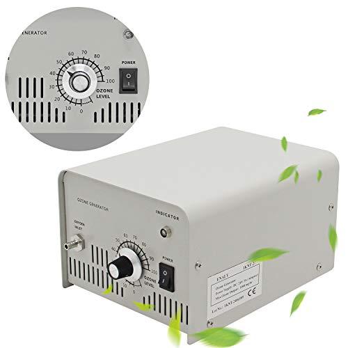 Generador de Ozono con ionizador y purificador de aire