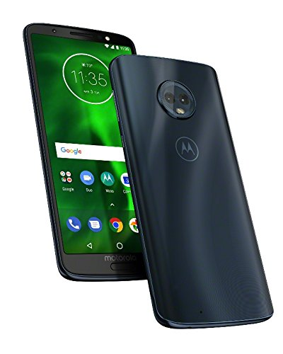 Detalles del teléfono Motorola Moto G6