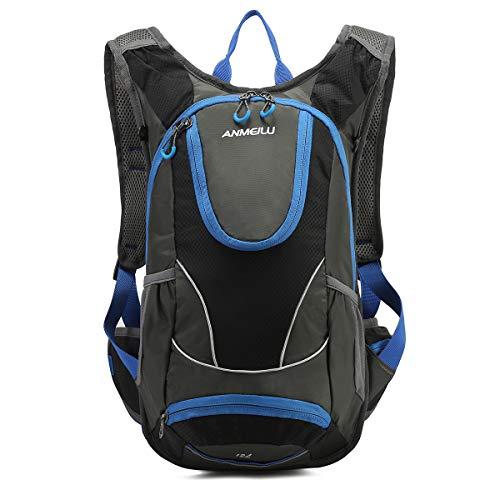 Detalles de la mochila de hidratación para senderismo Local Lion 12L