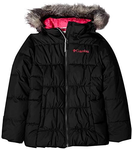 Detalles del abrigo Columbia Gyroslope