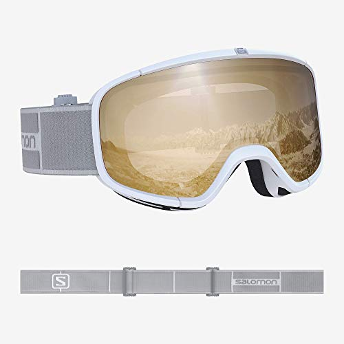 Detalles de la máscara de esquí unisex Salomon Four Seven Access