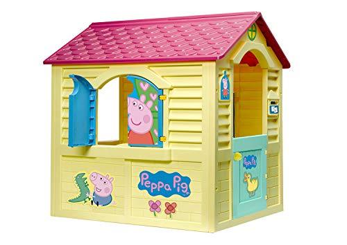 Detalles del casita de jardín de Peppa Pig