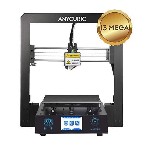 Descripción de la impresora 3D  Anycubic I3