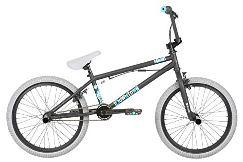 Descripción de la bicicleta BMX Haro Downtown DLX