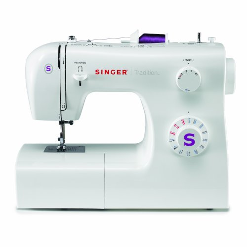 Detalles de la máquina de coser Singer Tradition