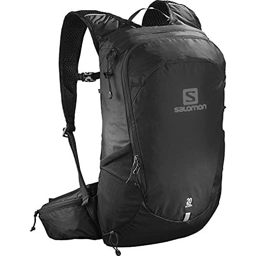 Salomon Trailblazer 30 Capacidad 30L Hombre Mujer Mochila Trail Running Senderismo Esquí Snowboard