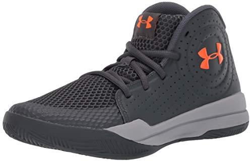 Descripción de las botas de baloncesto Under Armour Grade School Jet