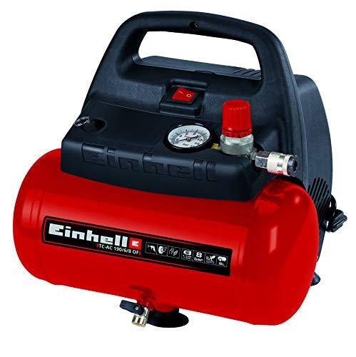 Descripción del compresor de aire Einhell H-AC 190/6 OF