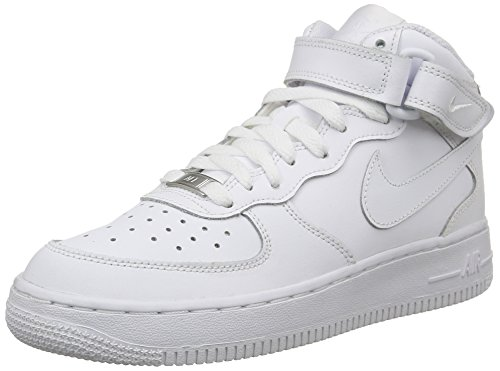 Descripción de las botas de basket infantiles Nike Air Force 1 Mid