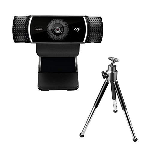 Detalles de la webcam Logitech C922 Pro Stream