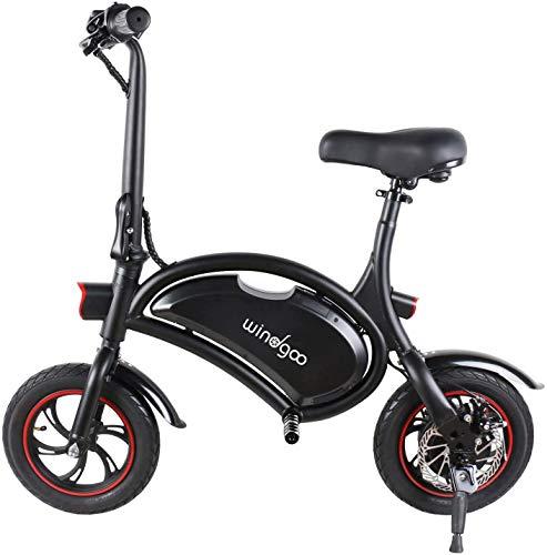Descripción de la bicicleta eléctrica Windgoo