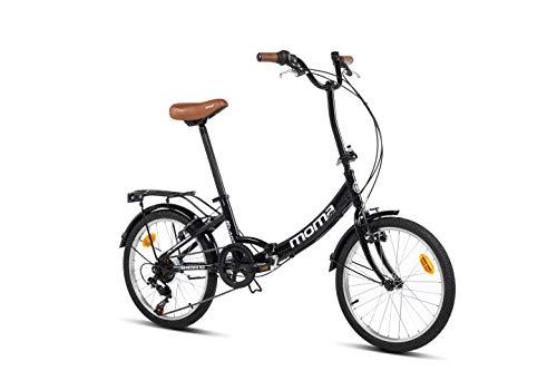 Descripción de la bicicleta plegable Moma Top Class