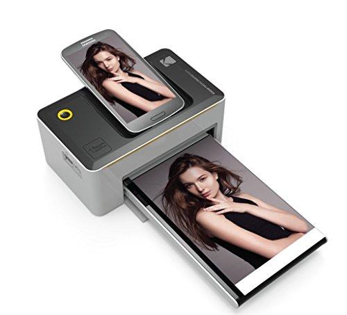Detalles de la impresora de fotos Kodak