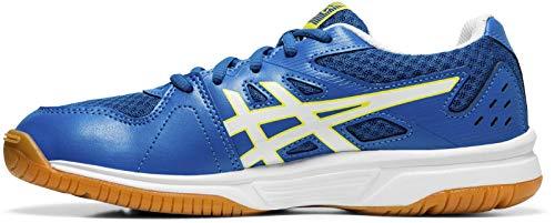 Detalles de la zapatillas de squash Asics Upcourt 3 para mujer