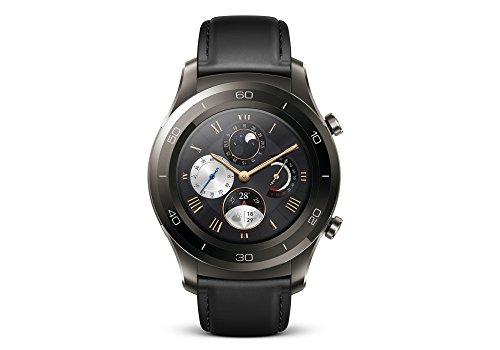 Detalles del smartwatch Huawei Watch 2