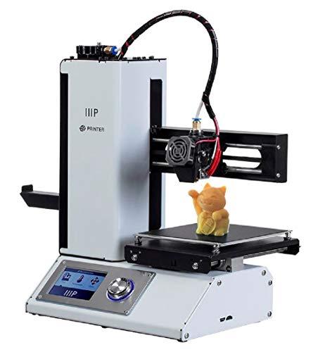 Detalles de la mini-impresora 3D  Monoprice Select Mini