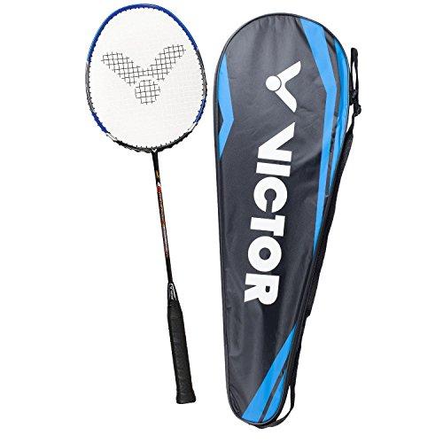 Detalles de la raqueta de bádminton Victor V-3700 Magan