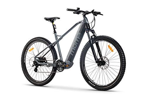 Descripción de la bicicleta eléctrica Moma Bikes E-MTB