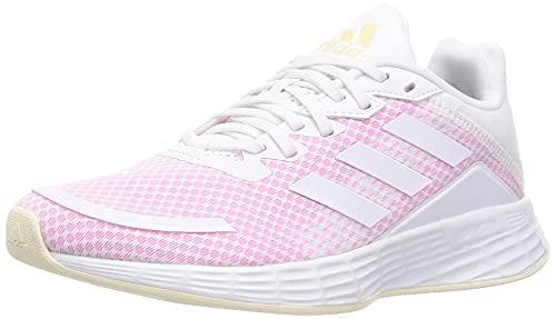 adidas Duramo SL, Zapatillas de Running Mujer, FTWBLA/FTWBLA/ROSCHI, 38 EU