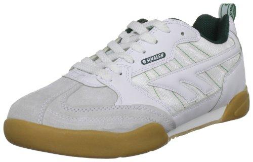 Detalles de la zapatillas de squash Hi-Tec Classic