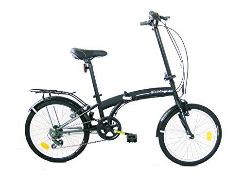 Descripción de la bicicleta plegable Frejus Dp1X20106