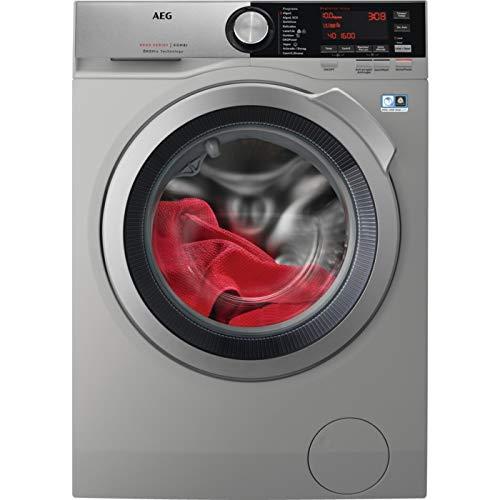 Detalles de la lavadora secadora AEG Okomix